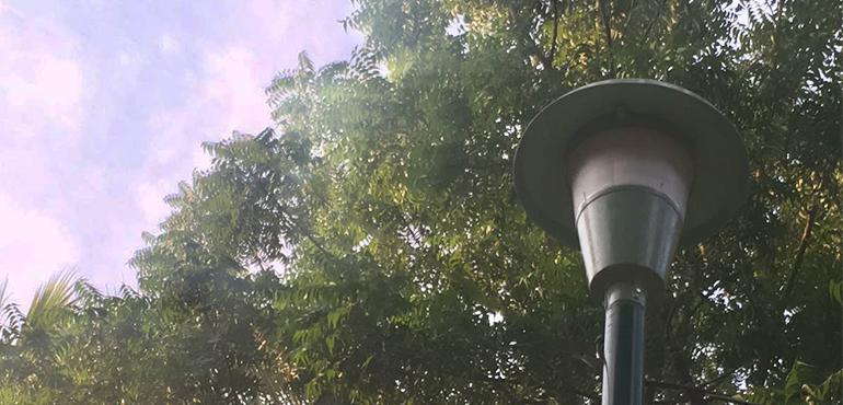 93eeb08b7b00 luminaria punta poste